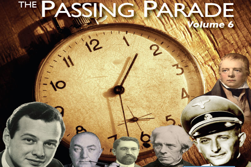 THE PASSING PARADE Vol 7 & 8