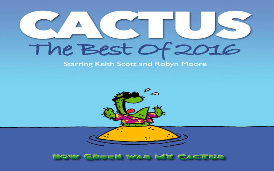 Cactus:  The Best of 2016