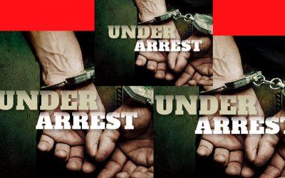 Under Arrest