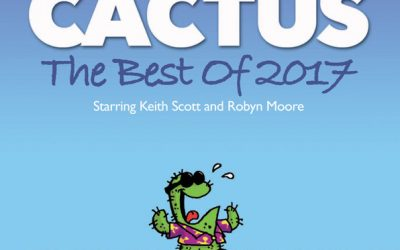 Cactus:  The Best of 2017 – Coming Soon