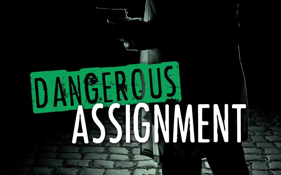 Dangerous Assignment Vol 2