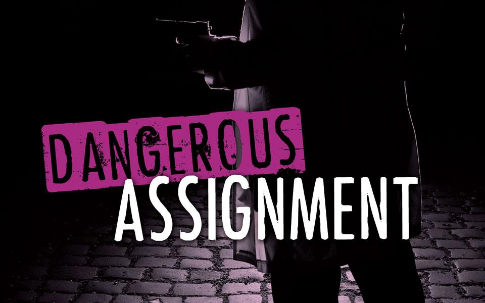 Dangerous Assignment Vol 3