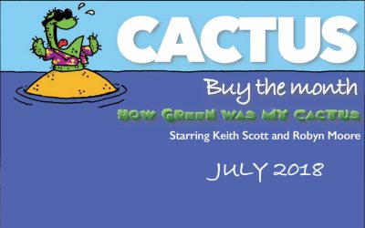 Cactus:  Buy The Month (July)
