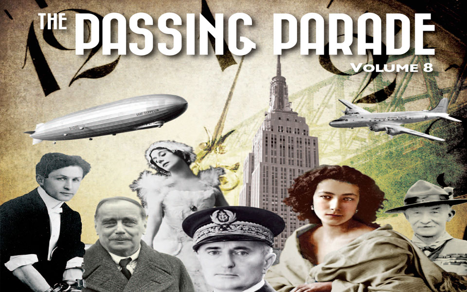 THE PASSING PARADE Vol 9 & 10