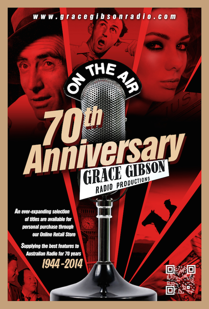 Grace Gibson 70th anniversary