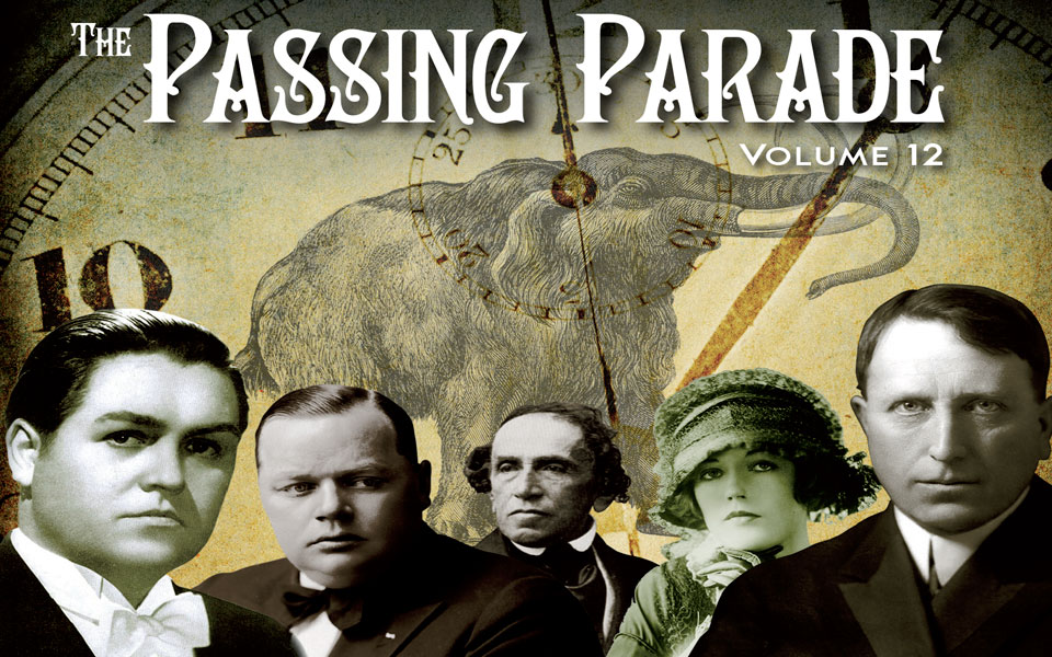 Volume 12 of The Passing Parade