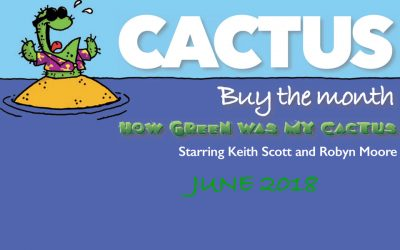 Cactus:  Buy The Month