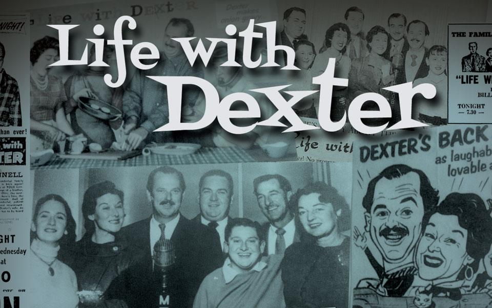 Dexter's here!
