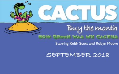 Cactus:  Buy The Month for September