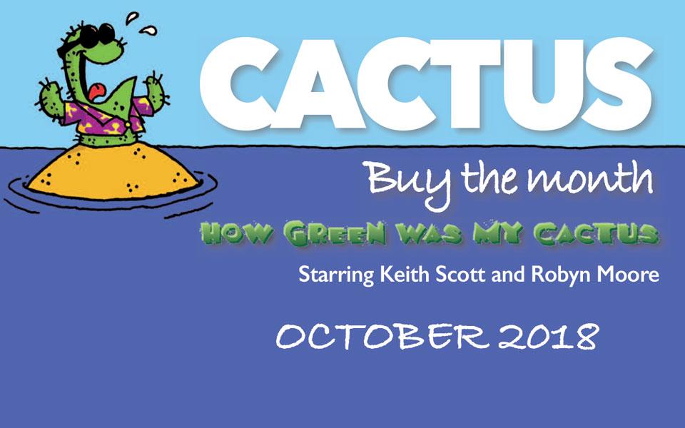 Cactus – October 2018