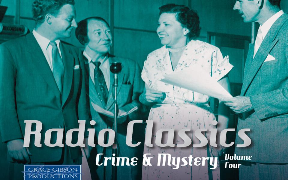 Grace Gibson Radio Classics – Drama & Serials – Vol 6
