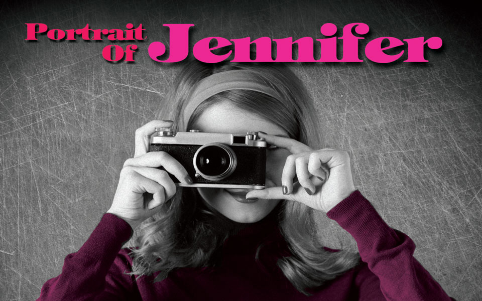 Portrait of Jennifer