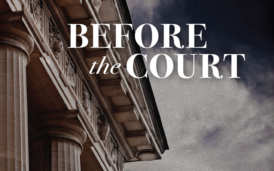 Before-the-court