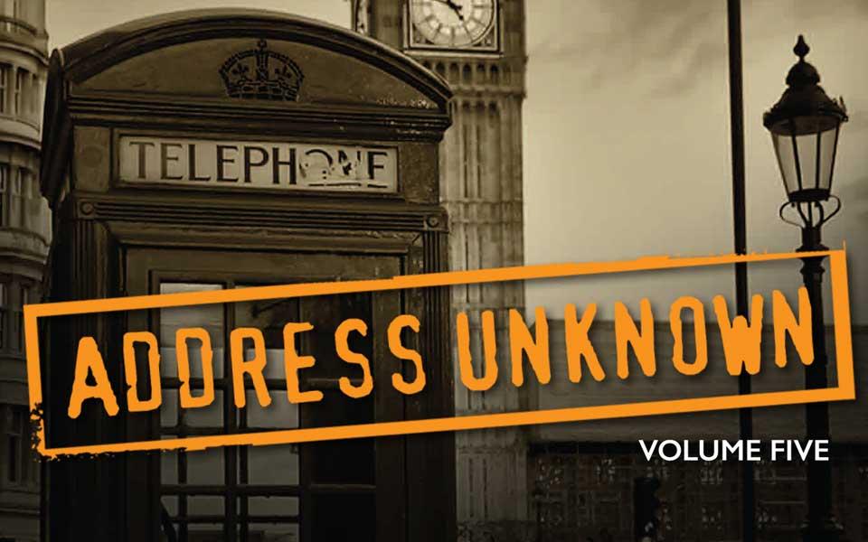 Address-Unknown-Vol-5